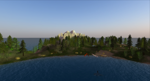 Virtual Native Lands - natural sim